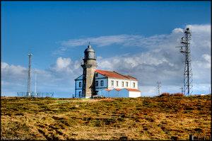 The lighthouse by HispanoSfera