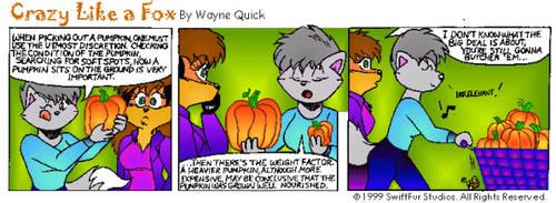 Crazy Like a Fox 003 -color- by SwiftFur