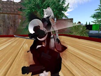 Swordfighting Tournament 4 by SwiftFur