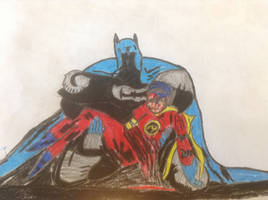 Jason...I'm Sorry (Batman Under The Red Hood)
