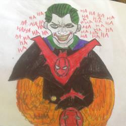 Decide Him or Me Decide Batman