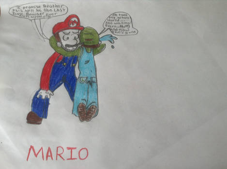 MARIO cover 1#