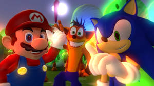 Three childhood games