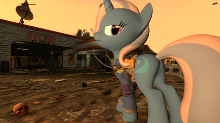 Fallout Trixie by OudieTH