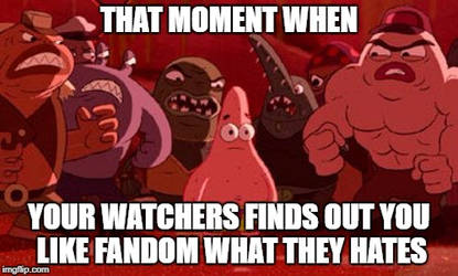 When Your Watchers Finds Out