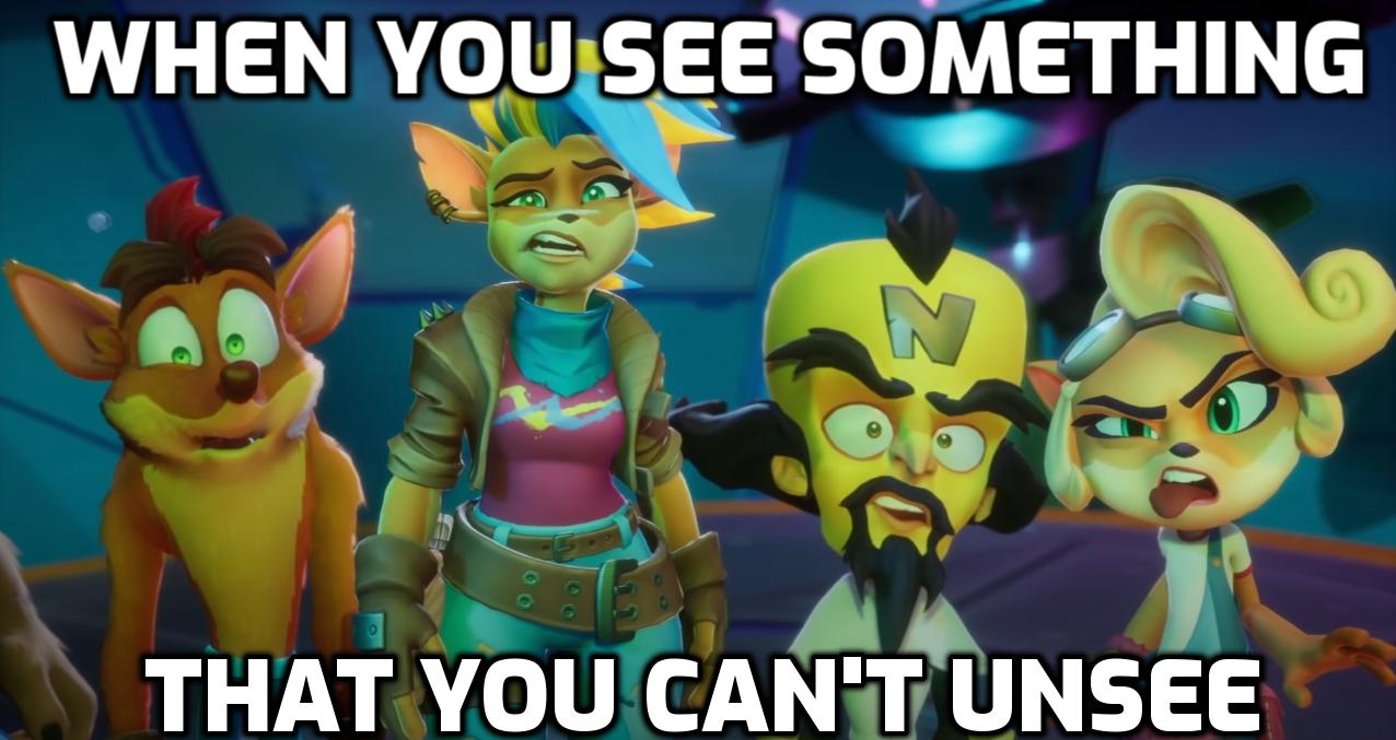 It's About Crash Meme