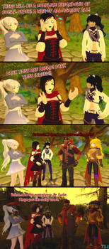 How RWBY Volume usually ends?