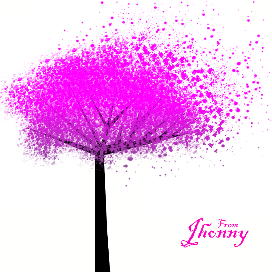 Jhonny's Tree: (A Tree Made For Jhonny) by PetitBeur