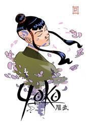 Yoko - Cover