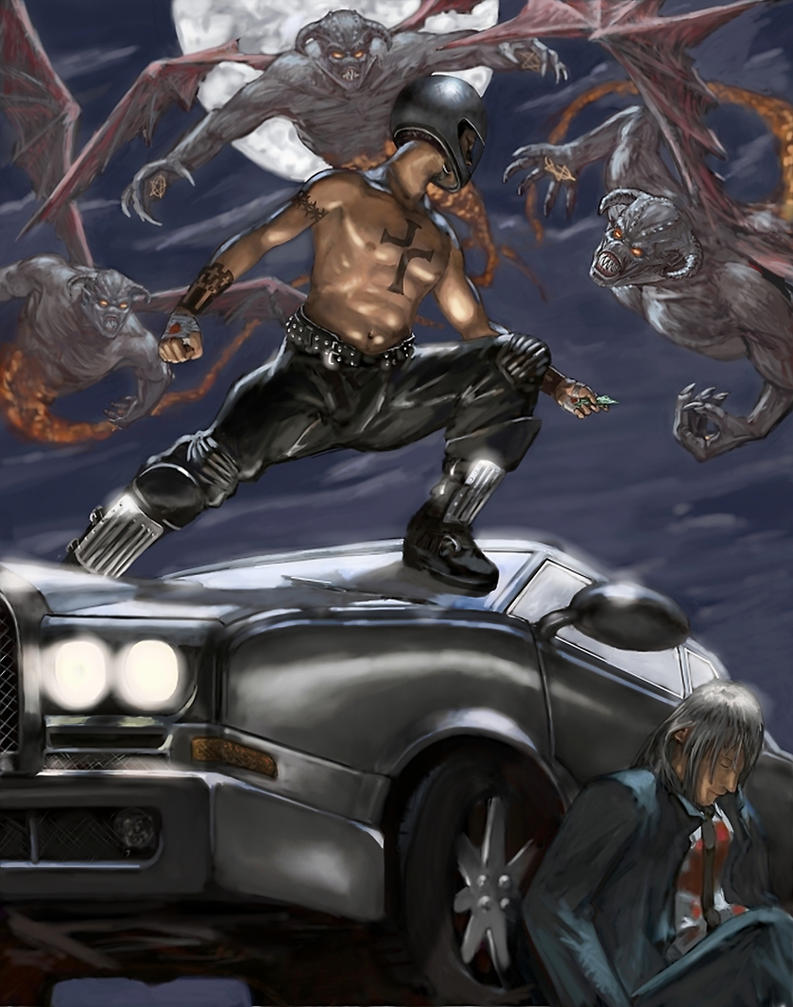 Jesus Jekyll Contest Enrty by R-Tan