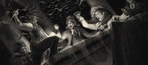 The Van Hellsings by R-Tan