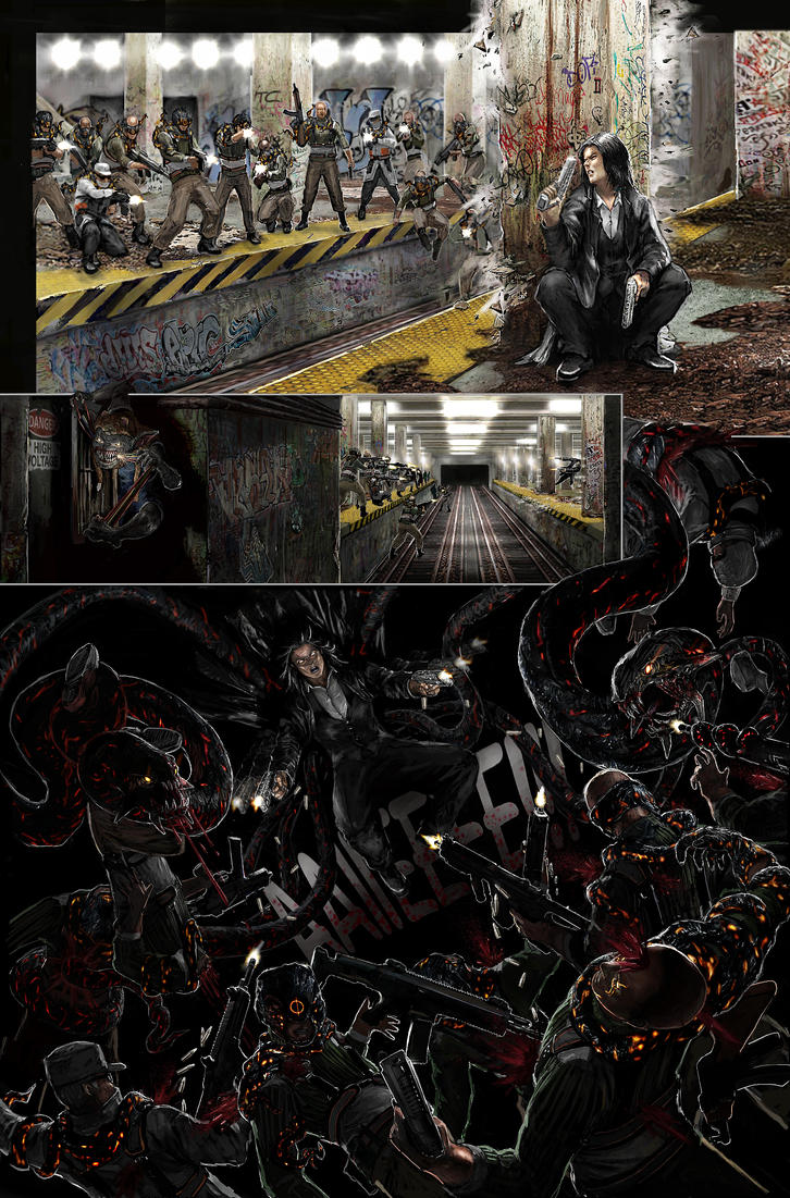 DARKNESS II ENTRY by R-Tan