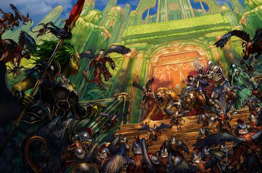 Warriors Of Oz Redux