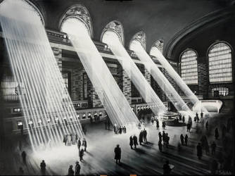 Grand Central Station by dualtest