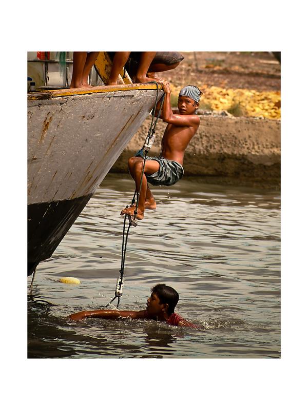 Hang On by iqbal0904