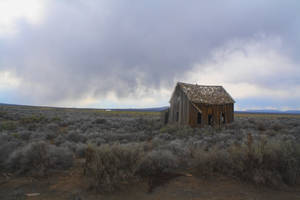 Christmas Valley Homestead by Thundercatt99