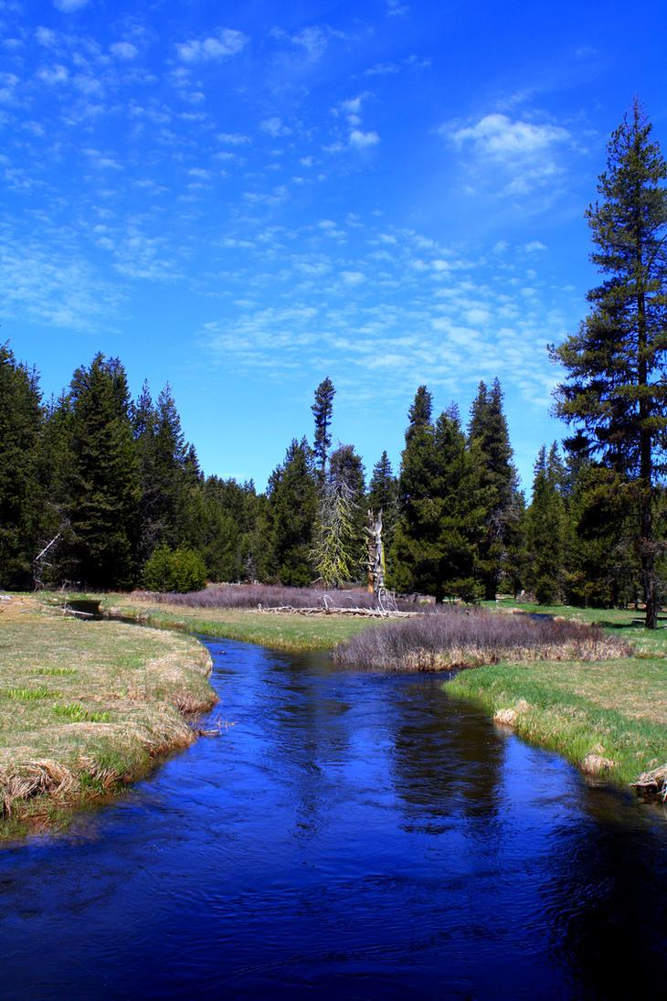 clover creek by Thundercatt99