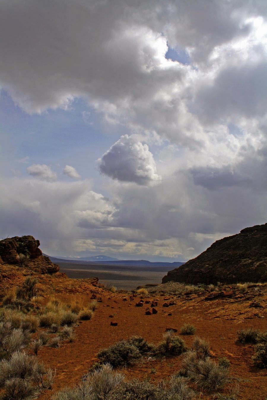 Thunder at the Rock by Thundercatt99