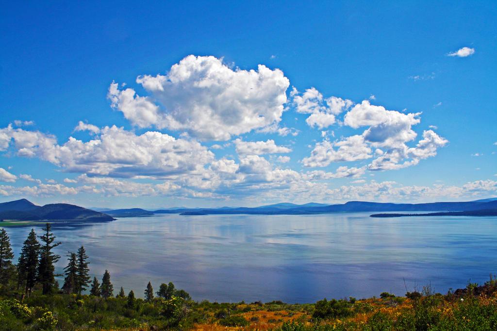 Across the Lake by Thundercatt99