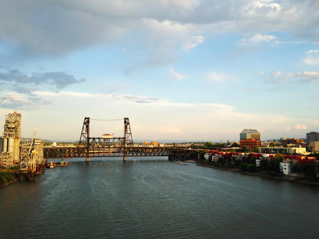 Steele Bridge by Thundercatt99