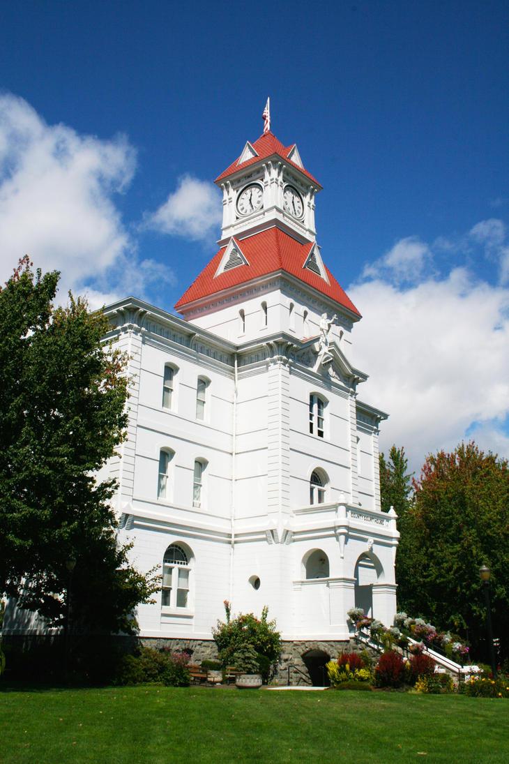 Benton County Courthouse by Thundercatt99