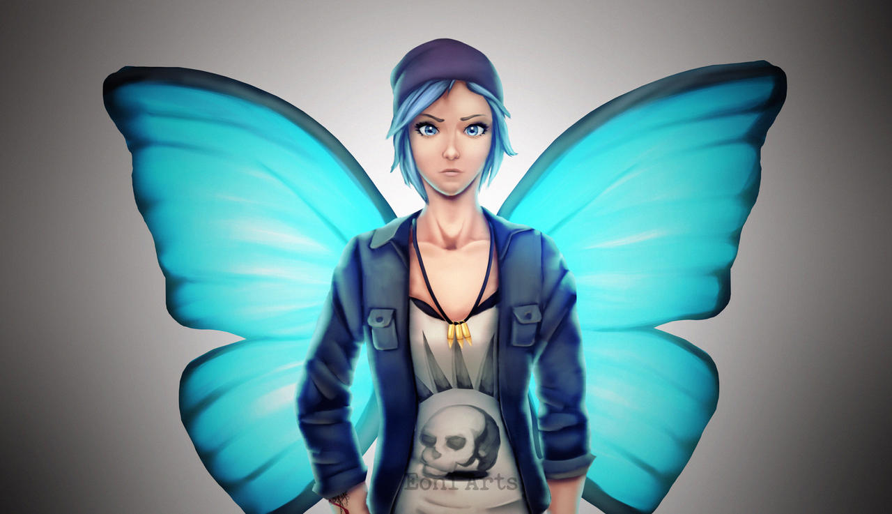 Chloe Price Life Is Strange Wallpaper By Eduardosonicx On Deviantart