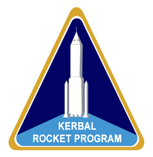 Kerbal Rocket Program logo
