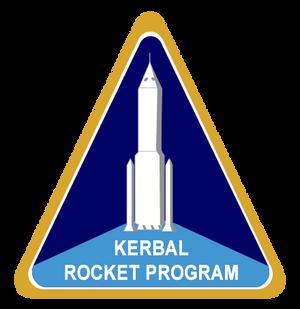 Kerbal Rocket Program logo