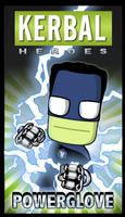 Kerbal Heroes - Powerglove by jeffmcdowalldesign