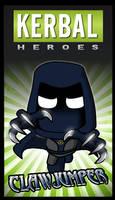 Kerbal Heroes - Clawjumper by jeffmcdowalldesign