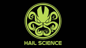 Hail Science! by jeffmcdowalldesign
