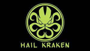 Hail Kraken by jeffmcdowalldesign