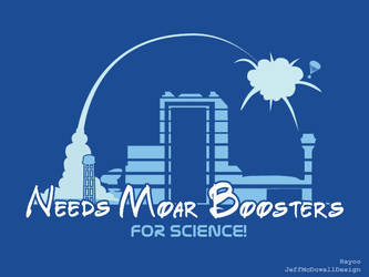 Needs Moar Boosters! by jeffmcdowalldesign