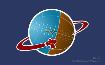 Spaceship II - Kerbal-inspired Logo