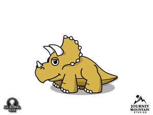 Lil' Triceratops