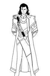 Loki Base by dark-chocobo