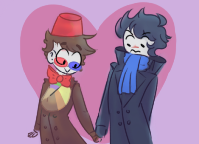 wholock by MintWillow