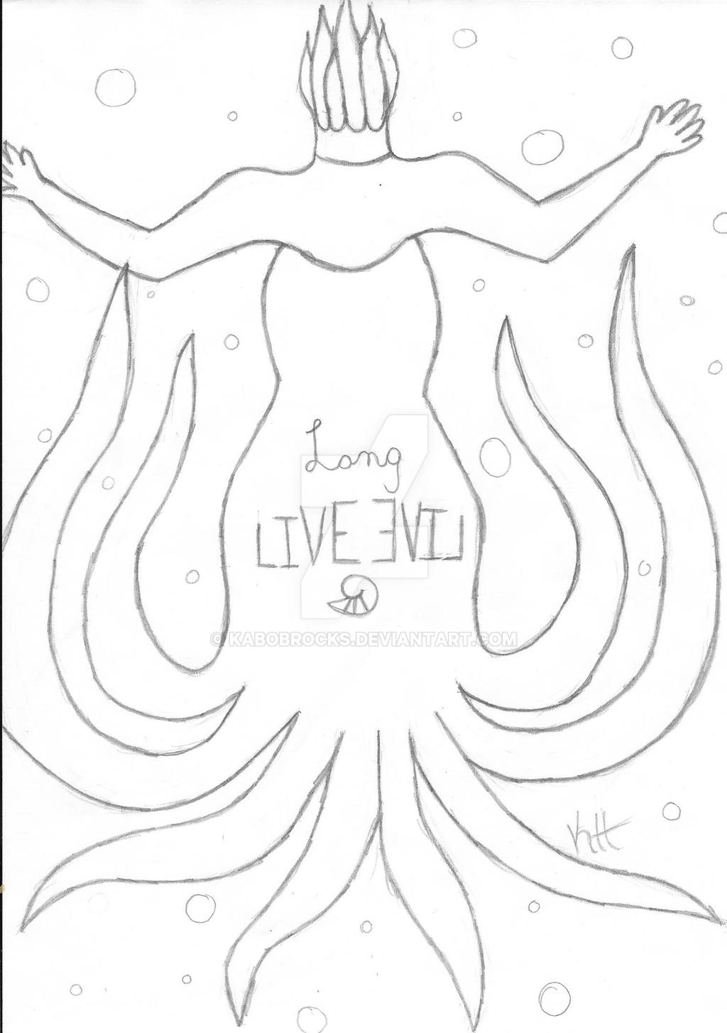 Disney Descendants Long Live Evil Tag Ursula 560182914 Printable Coloring Pages