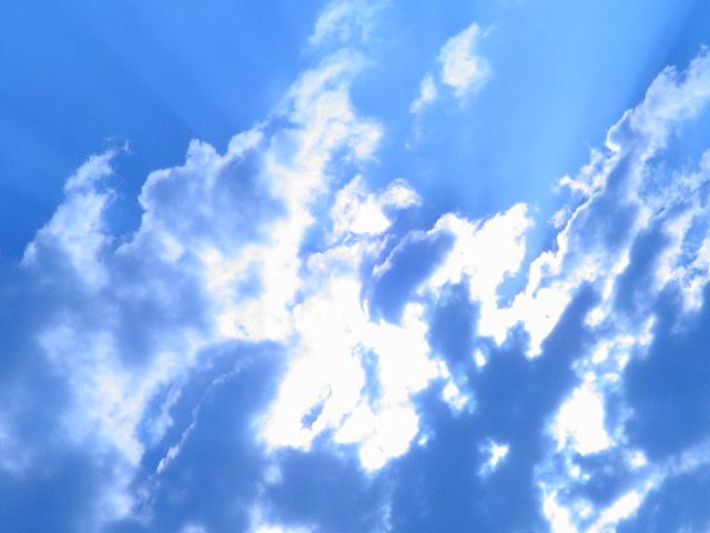 Spring Clouds by xxxstanxxx