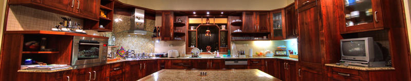 Kitchen - HDR - Panorama by batueritenel