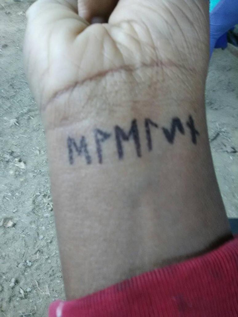 my name. by cutemonkey908
