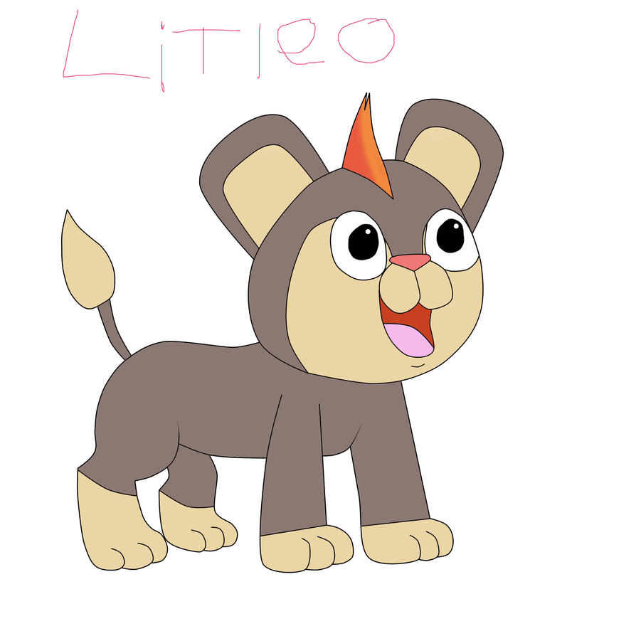 Litleo by TFFanGirl2011