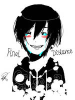 Final.Distance. by MiniMiniYame