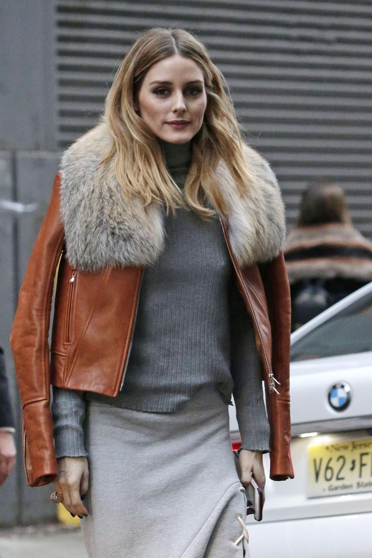 Olivia Palermo Jonathan Simkhai Fashion Jacket by CosplayCostume