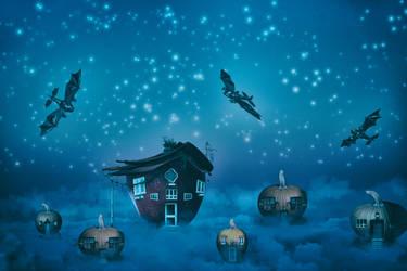 Fantasy World by ChanAnoj