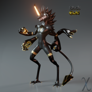 MYO ZYGOREX : Black Gold (Approved)