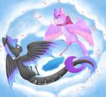 Cute Batbirbs Being Cute by PhoenixRemixed