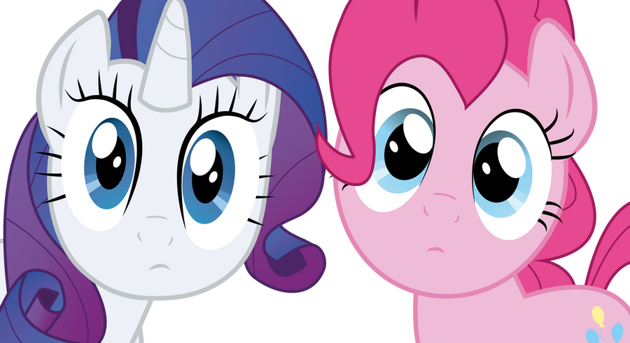 rarity_and_pinkie_pie_by_romansiii-d4v60