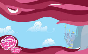 My Little Pony Canterlot wallpaper by romansiii