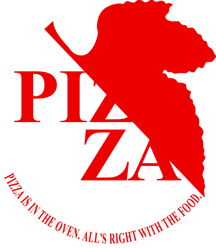 Nerv Pizza logo by romansiii